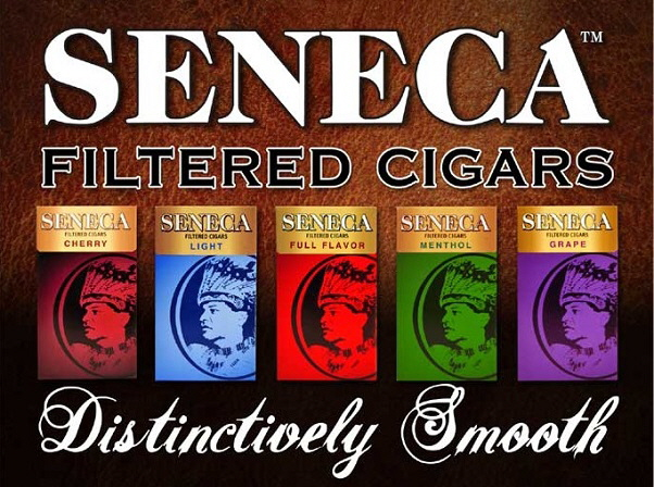 Seneca Filtered Display88
