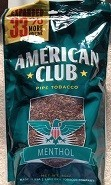 American Club Expanded Menthol Out of Stock - Product Image