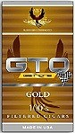 GTO Filtered Cigars Gold  - Product Image