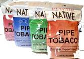 Native Pipe Tobacco 16 oz bag  - Product Image
