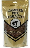 Gambler Pipe Tobacco Mellow 16 oz Bag - Product Image