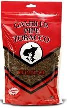 Gambler Pipe Tobacco Regular 16 oz Bag - Product Image