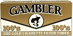 Gambler 1000ct 100s Filter Tubes - Product Image