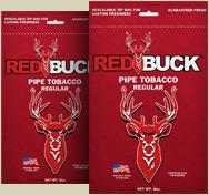 Red Buck Pipe Tobacco Regular OUT OF STOCK - Product Image