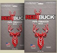 Red Buck Pipe Tobacco Mild OUT OF STOCK - Product Image