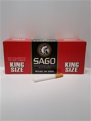 SAGO KING Tubes 1000 Count - Product Image